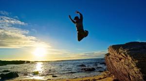 明日に向かってジャンプ!!